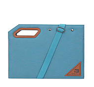"cheap -Nylon Solid Shoulder Bag 12"" Laptop"