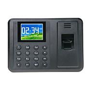 cheap -Danmini A8 Free Software Fingerprint Attendance Machine 2.8-inch TFT High-Definition color Display