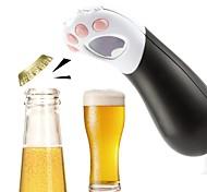 baratos -Openers Abridor de garrafas de cerveja Abridor de vinho Plásticos, Vinho Acessórios Alta qualidade CriativoforBarware 15*5.3*5.3cm cm