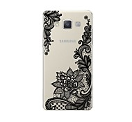 cheap -Case For Samsung Galaxy A7(2017) A7(2016) Pattern Back Cover Lace Printing Soft TPU for A3(2017) A5(2017) A7(2017) A7(2016) A5(2016) A8