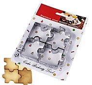cheap -Cookie Cutters For Candy Cookie Cake For Cookie Japanese Stainless Steel DIY New Year's Birthday Creative Kitchen Gadget