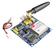 Недорогие -sim800a модуль sms панель разработки gsmgprsstm32 super sim900aa6.