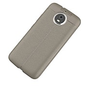cheap -Case For Motorola MOTO G5 Plus Ultra-thin Back Cover Solid Color Soft TPU for Moto G5s Plus Moto G5s Moto G5 Plus Moto G5 Moto G4 Plus