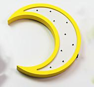 abordables -1pc Luz de noche LED Pilas AAA alimentadas Decoración