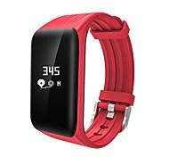cheap -Multifunction Watch / Sport Watch Android 4.4 Smart Sleep Tracker / Alarm Clock / Sedentary Reminder / Heart Rate Sensor / 150-200