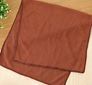 cheap -High Quality 1pc Linen/Cotton Blend Cleaning Brush & Cloth, 55*27.5