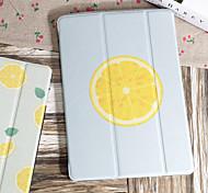 cheap -Case For Apple iPad Air 2 / iPad mini 4 / iPad (2017) Wallet / Card Holder / with Stand Cartoon Hard PU Leather for iPad Pro 10.5 / iPad