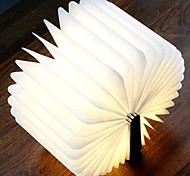 Недорогие -1шт LED Night Light Теплый белый Холодный белый Встроенная литий-батарея Перезаряжаемый С портом USB