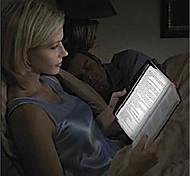 abordables -1pc Luz de noche LED Blanco Cálido Pilas AAA alimentadas Cabecera
