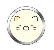 Недорогие -Стикер на кнопку Металл / Плакирование / Сухой цветок Металл iPhone 8 Plus / 7 Plus / 6S Plus / 6 Plus