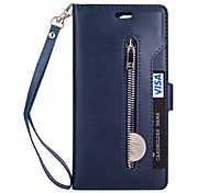 cheap -Case For Huawei Mate 10 lite Mate 10 Card Holder Wallet with Stand Full Body Cases Solid Color Hard PU Leather for Mate 10 Mate 10 pro