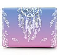 """Недорогие -MacBook Кейс для Ловец снов пластик Новый MacBook Pro 15"""" / Новый MacBook Pro 13"""" / MacBook Pro, 15 дюймов"""