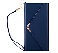 cheap -Case For Samsung Galaxy S9 S9 Plus Card Holder Wallet with Stand Flip Full Body Cases Solid Color Hard PU Leather for S9 Plus S9 S8 Plus