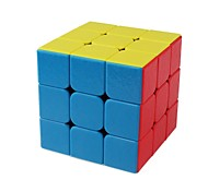 cheap -Rubik's Cube 1 PCS Shengshou D0889 Rainbow Cube 3*3*3none Smooth Speed Cube Magic Cube Puzzle Cube Kids Fashion Cubic Gift All