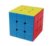 Недорогие -Кубик рубик 1 шт Shengshou D0889 Радужный куб 3*3*3none Спидкуб Кубики-головоломки головоломка Куб Для детской Мода Кубик Подарок Все