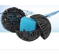 Недорогие -Аквариумы Оформление аквариума Фильтр Мини Водонепроницаемость Простота установки Пластик 0VПластик