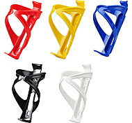cheap -Water Bottle Cage Cycling / Bike PC White Black Yellow Red Blue