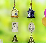 Недорогие -1шт Резина Дерево Металл Европейский стиль МодернforУкрашение дома, Домашние украшения Декоративные объекты Подарки