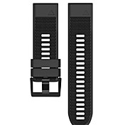 cheap -Watch Band for Fenix 5 Garmin Sport Band Silicone Wrist Strap