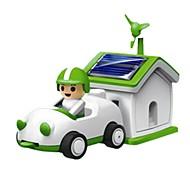 preiswerte -Sets zum Erforschen und Erkunden Klassisches Auto Spielzeuge Sonnenform Menschen Fahrzeuge Profi Level Walking Fokus Spielzeug Alles 1pcs