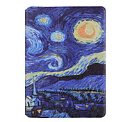 cheap -Case For Apple iPad 4/3/2 iPad Pro 9.7 Shockproof with Stand Flip Auto Sleep/Wake Up Full Body Cases Painting Hard PU Leather for iPad