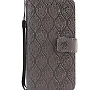 cheap -Case For Motorola MOTO G5 MOTO G5 Plus Wallet Flip Full Body Cases Solid Color Hard PU Leather for Moto Z Force Moto G5 Plus Moto G5 Moto