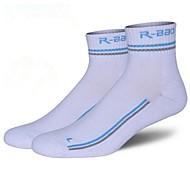 Недорогие -Спортивные носки / спортивные носки Велоспорт Носки Муж. Анатомический дизайн / Эластичный / Защитный 1 пара Весна, осень, зима, лето В
