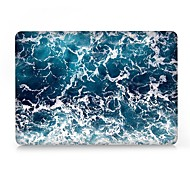 cheap -MacBook Case for Marble Plastic New MacBook Pro 15-inch / New MacBook Pro 13-inch / Macbook Pro 15-inch