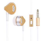 baratos -T908 No ouvido Audio IN Fones Dinâmico Aluminum Alloy Esporte e Fitness Fone de ouvido Fone de ouvido