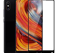 baratos -Protetor de Tela XIAOMI para Xiaomi Mi Mix 2S Vidro Temperado 2 pcs Protetor de Tela Integral Resistente a Riscos À prova de explosão