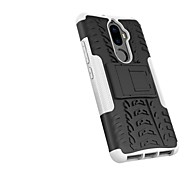cheap -Case For Lenovo Vibe P1m A6600 Shockproof with Stand Armor Back Cover Tile Armor Hard PC for Lenovo Zuk Z2 Lenovo Vibe P1m Lenovo Vibe P1