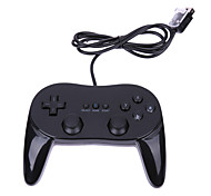 cheap -Wii Wired Game Controllers For Wii Wii U Game Controllers ABS 1pcs unit USB 2.0