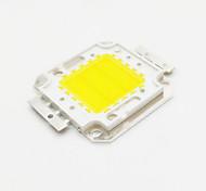 Недорогие -ZDM® 1шт 2500-3500lm 30V / 30-34V Аксессуары для ламп LED чип Алюминий / Светодиодный индикатор чистого золота для светодиодных