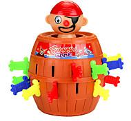 abordables -骐骏(KYLINSPORT) Mordazas y juguetes de broma Mini Clásico Gracioso / Interacción padre-hijo ABS + PC 1pcs Todoterreno Juventud Todo Regalo