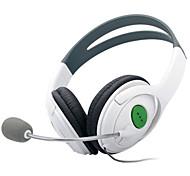 preiswerte -Xbox 360 Mit Kabel Kopfhörer Für Xbox 360,PU-Leder Kopfhörer