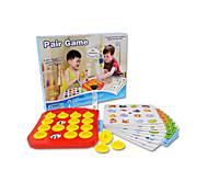 Недорогие -Карточная игра / Устройства для снятия стресса / Обучающая игрушка пластик / Плотная бумага Универсальные Детские Подарок 28pcs