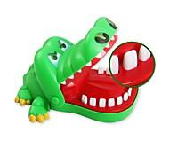 Недорогие -Crocodile Bite Finger Toy Шутки и фокусы Декомпрессионные игрушки / Веселая 1pcs Взрослые / Для подростков Подарок