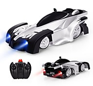 abordables -Voitures RC  Stunt Wall Climbing Car 2.4G Stunt Car / Rock Climbing Car 1:18 20km/h KM / H