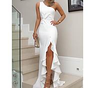 7ce8d084fb38 economico -Per donna Elegante Fodero Vestito - Con balze