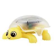 preiswerte Solar Geräte-Solar-Mini-Kristall kriechenden Schildkröte gelb