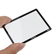 キヤノンEOS 600D用fotgaプレミアムLCDスクリーンプロテクターパネルガラス