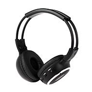 2-kanals infrarød stereo trådløse hovedtelefoner ir-2011d