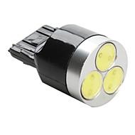 abordables Intermitentes para Coche-1pc 12 V Decoración Luz de Direccional / Luz de Freno / Bulbos de Luz LED