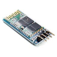 お買い得  Arduino 用アクセサリー-エレクトロニクスDIY 4ピンブルートゥースボードモジュール