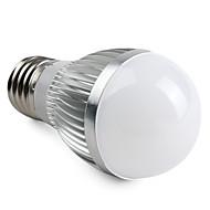 お買い得  LED ボール型電球-300lm E26 / E27 LEDボール型電球 A50 15 LEDビーズ SMD 5630 温白色 220-240V