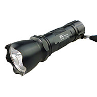 LED Flashlights / Torch Handheld Flashlights/Torch LED lm 1 Mode - for No