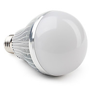 お買い得  LED ボール型電球-12 W 3000 lm E26 / E27 LEDボール型電球 A80 12 LEDビーズ ハイパワーLED 温白色 85-265 V