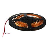 economico Strisce LED-Strisce luminose LED flessibili 300 LED Bianco caldo CC 12V DC 12V