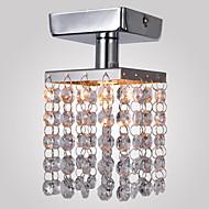 preiswerte -Unterputz Raumbeleuchtung - Kristall Ministil, Modern / Zeitgenössisch, 110-120V 220-240V Glühbirne nicht inklusive