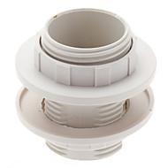 E14 LED lamppu kaksoislenkin kierrekannat haltija